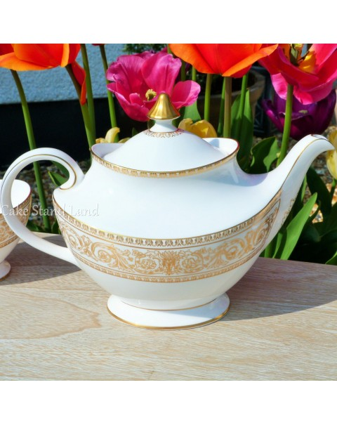 (OUT OF STOCK) ROYAL DOULTON SOVEREIGN TEAPOT
